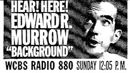 Edward R. Murrow WCBS